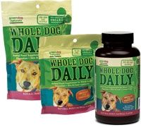 Green Dog Naturals Whole Dog Daily Chewables