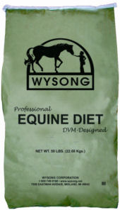 Wysong Equine Diet